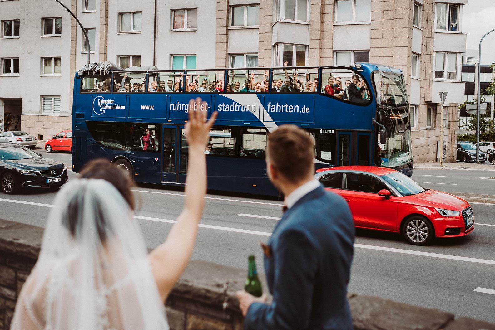 Hochzeit in Essen Ruhrgebiet Gaestebuss Ideen und Preise