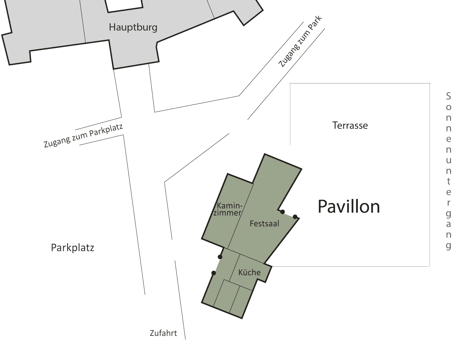 burg heimerzheim burgpavillon plan