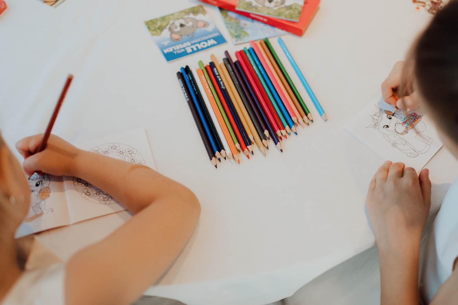 Kinderspiele Hochzeit Kinderbeschaeftigung