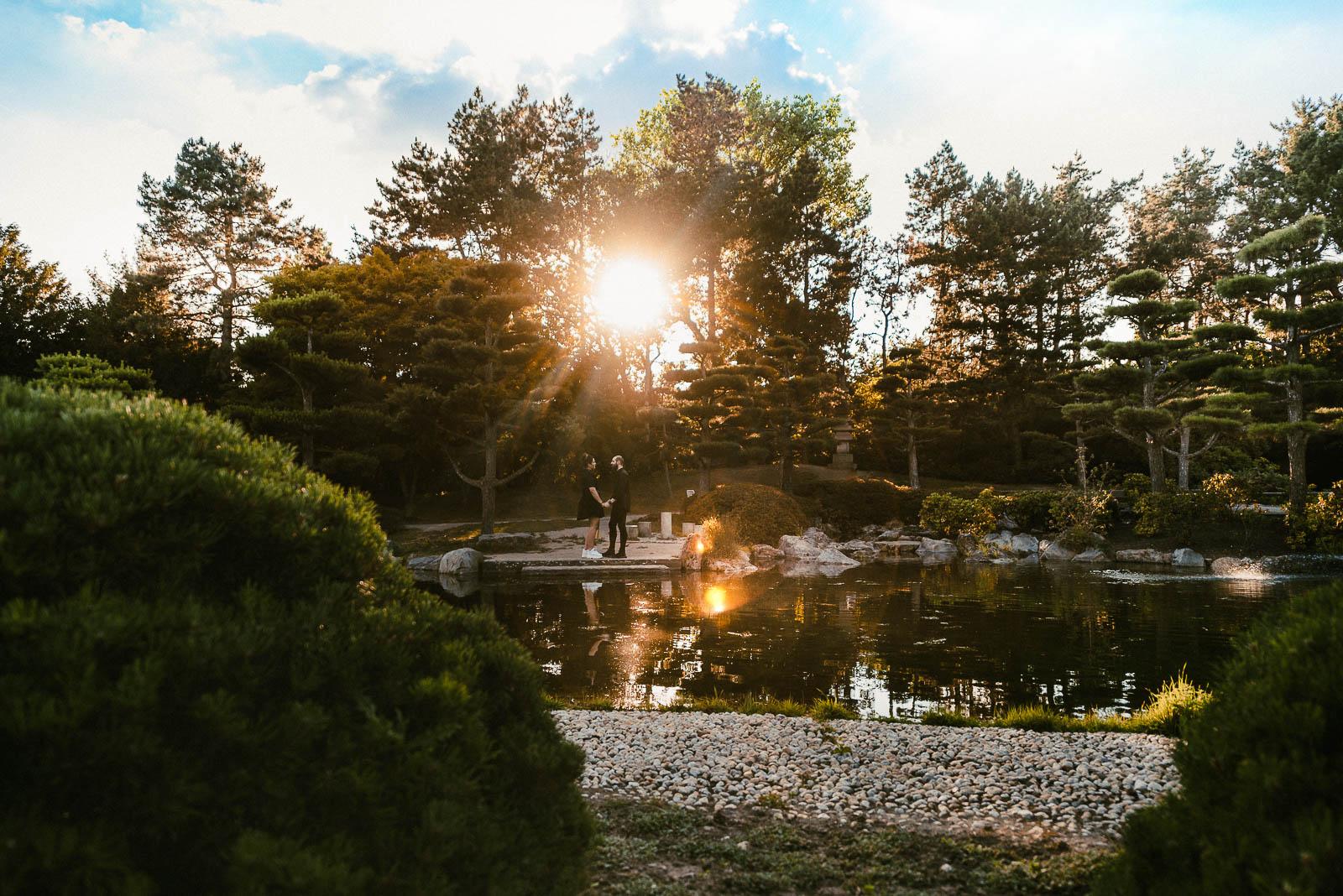 Japanischer Garten Fotoshooting Nordpark Duesseldorf 3